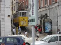 Funiculaire Lisbonne
