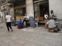 Cireurs Lisbonne
