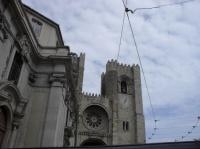 Cathédrale Lisbonne