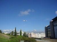 Avion Lisbonne