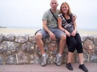 Papa et maman (c'est moi qui prend la photo)