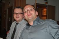 Tonton Alex et tonton Greg