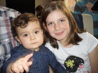 Léa et Andrea
