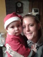 Andrea et maman noël 2013 1