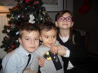 Valentine,  Andrea et moi Nouvel An 2013-2014