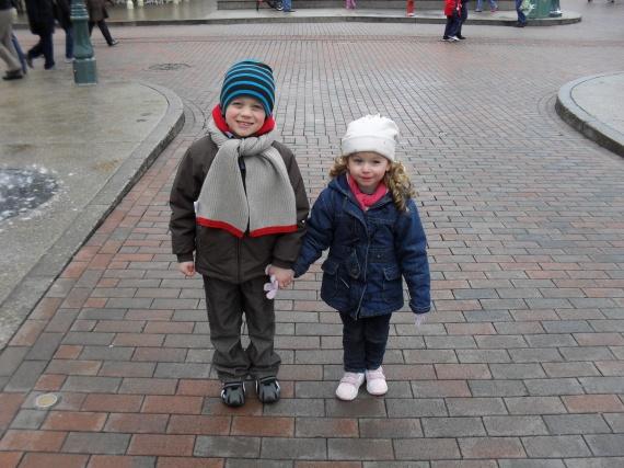 Valentine et Julien