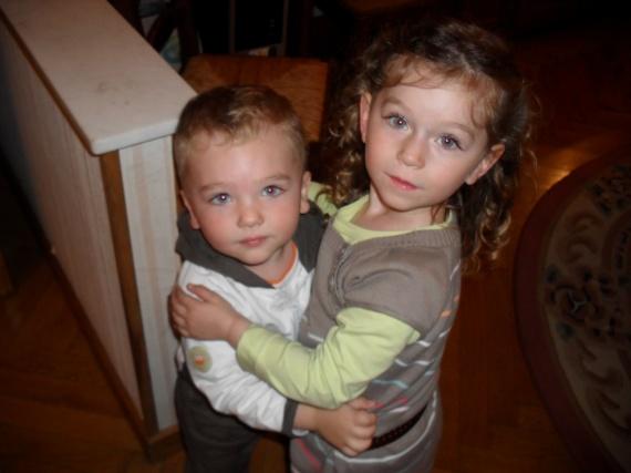 Valentine et Gabriel