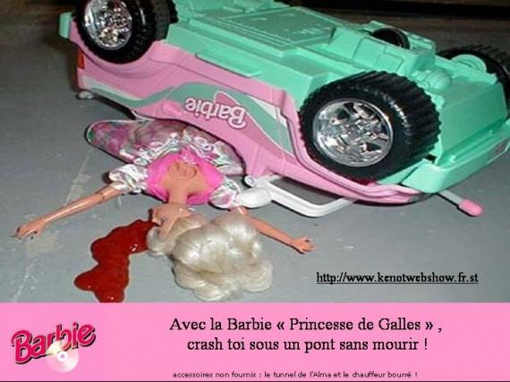 Barbie -Princesse-de-Galles