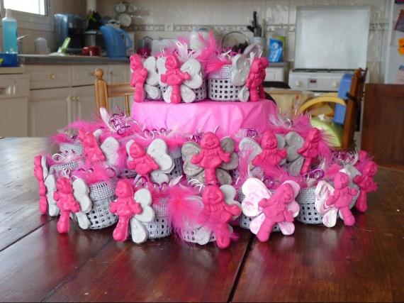 Decoration Bapteme Fille Papillon : Deco table bapteme theme princesse