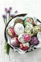 Chasse aux œufs le 19 avril chez nous pendant la semaine de vacances des efts chez nous !!