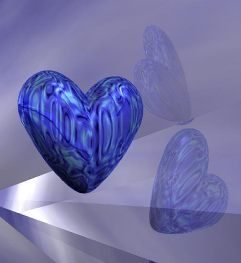 coeur bleu1