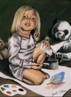 enfant-peint