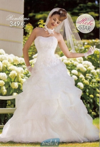grand remblme 349 euros - Tati Mariage 2015