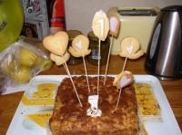 Gâteau brioché aux fruits 1 an Eole