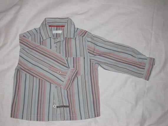 chemise comme neuve okaidi 5e