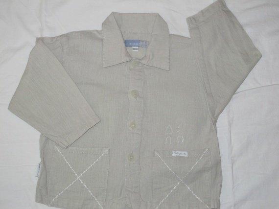 chemise lin jean bourget 8e