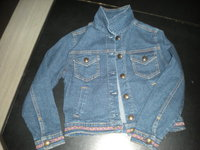 Veste en jeans MDP Miss 5 euros