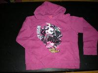 Sweat à capuche Monster High 6 euros