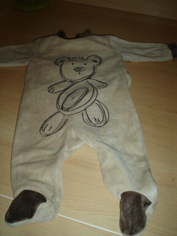 Pyjama Ourson