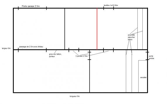 comment abattre un mur porteur conseils pour une isolation thermique de vranda performante with. Black Bedroom Furniture Sets. Home Design Ideas