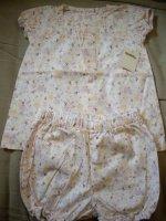 Ensemble blouse+short TAO neuf 10E