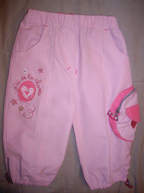 Pantalon très fin 3E à gabard