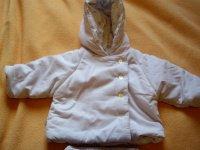 Manteau de la combinaison