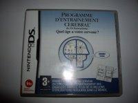 """Jeu DS """"Programme d'Entrainement Cérebral du Dr Kawashima"""" 8E => 5e"""