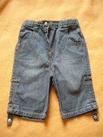 Short en jeans 2 longueurs 3E