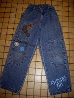 jeans Scoubidou 8 ans 5e
