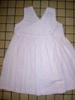 dos de la robe Tissaïa