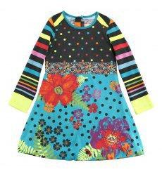 trouvée catimini robe Jardin Pop 2
