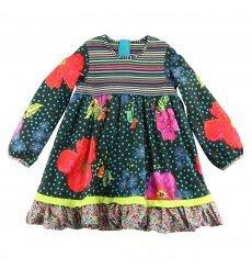 Trouvée catimini robe Jardin Pop 3