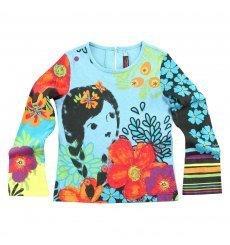 trouvé catimini t-shirt jardin Pop 2