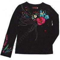 spirit denim hiver 2012 tshirt ML noir