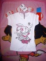 t-shirt 8 ans (taille très petit) pour Gabi