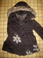 a. manteau catimini 5 ans en TTBE hiver 2011