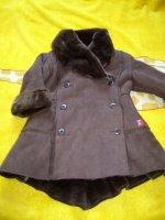 manteau Marèse en TTBE 3 ans