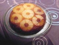 Gâteau délice à l'ananas
