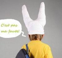 Bonnet d'âne...
