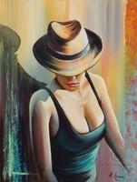 la-fille-au-chapeau