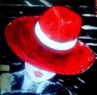 une-femme-au-chapeau-rouge