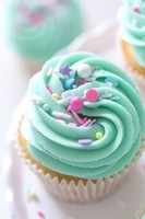 cup cakes menthe