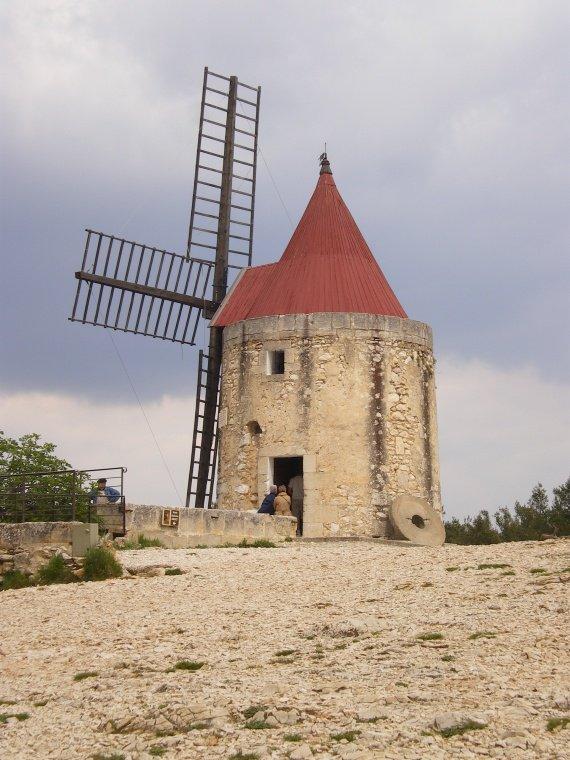 Alphonse daudet - les lettres de mon moulins
