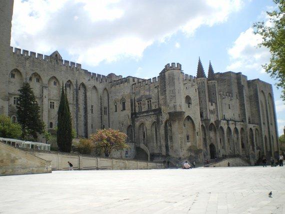Avignon - la cité des papes