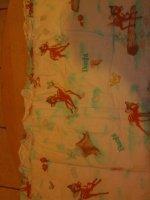 tour de lit bambi
