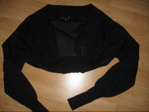 Chauffe epaule noir T 36 5€