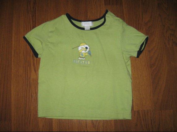 Tee shirt 24 mois 2€-50% = 1€