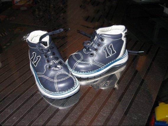 Chaussures de ville en cuir T20 6€