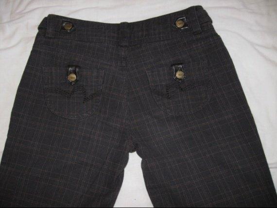 Vue des fesses pantalon casual